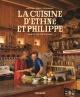 Couverture : La cuisine d'Ethné et Philippe : recettes, épices et techniques Ethné De Vienne, Philippe De Vienne