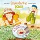 Couverture : Mandarine et Kiwi: Le temps des petits fruits Laila Héloua, Nathalie Lapierre
