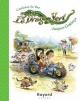 Couverture : Le Dragon Vert. L'enfance de Van Jacques Goldstyn
