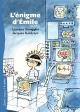 Couverture : L'énigme d'Émile Jacques Goldstyn, Laurène Smagghe