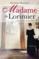 Couverture : Madame de Lorimier: un fantôme et son ombre Marjolaine Bouchard