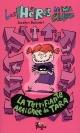 Couverture : Les héros de ma classe T.2 : La terrifiante araignée de Tara Philippe Germain, Jocelyn Boisvert
