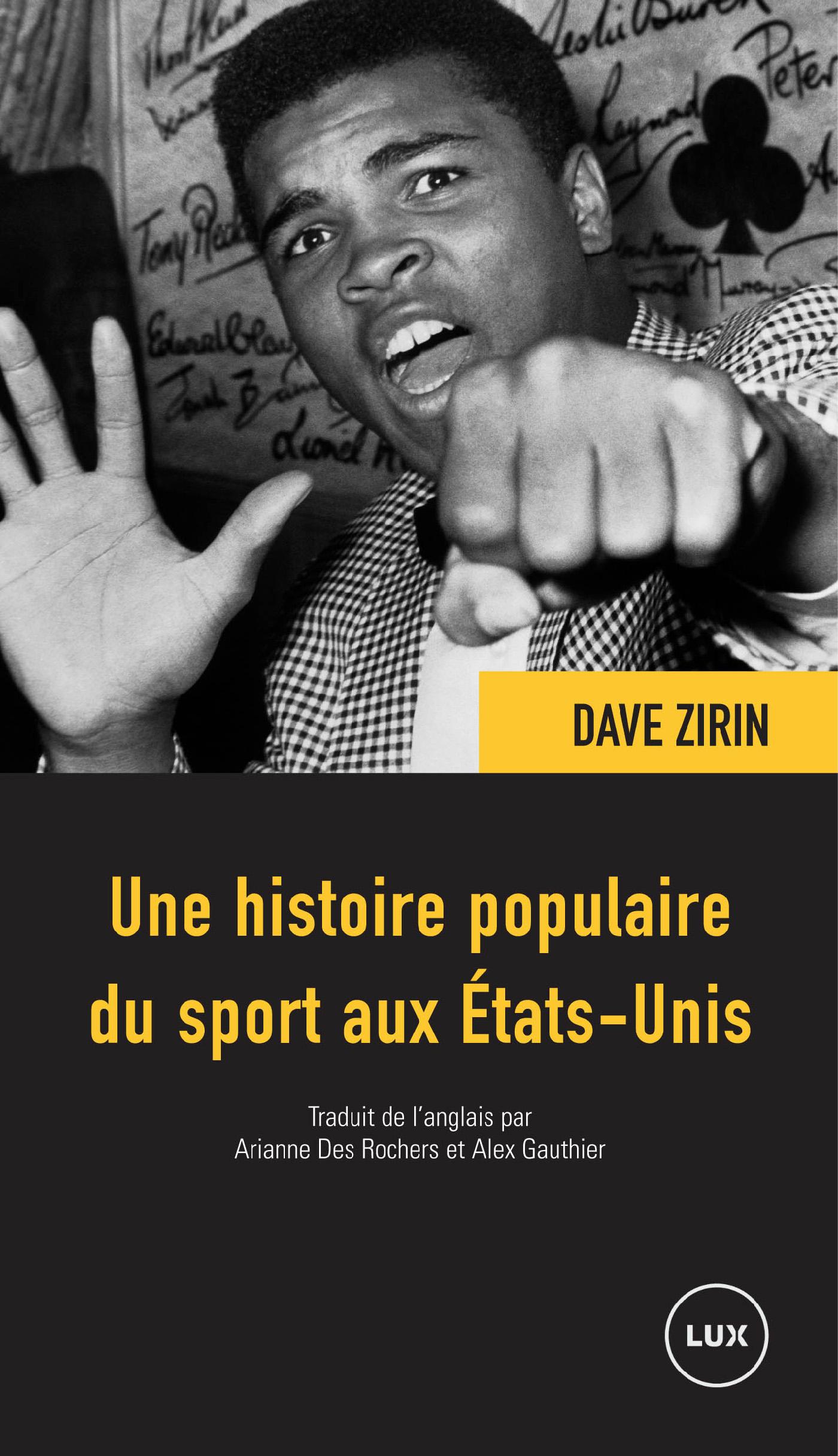 Une histoire populaire du sport aux États-Unis