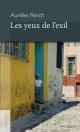 Couverture : Les yeux de l'exil Aurélie Resch