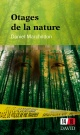 Couverture : Otages de la nature Daniel Marchildon