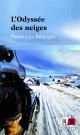 Couverture : L'odyssée des neiges Pierre-luc Bélanger