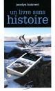 Couverture : Un Livre sans Histoire #23 Jocelyn Boisvert