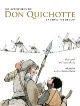 Couverture : Les aventures de Don Quichotte : Le chevalier errant  Miguel De Cervantès