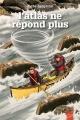 Couverture : L'atlas ne répond plus Diane Bergeron