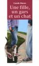 Couverture : Une fille, un gars et un chat Carole Moore,  Sybiline