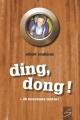 Couverture : Ding, dong! Robert Soulières
