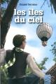 Couverture : Îles du ciel (Les) Daniel Sernine, Carl Pelletier