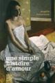 Couverture : Une simple histoire d'amour Angèle Delaunois