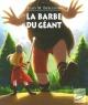 Couverture : La barbe du géant Alain M. Bergeron, Sabrina Gendron