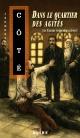 Couverture : Cahiers noirs de l'aliéniste T.1: Dans le quartier des agités Jacques Côté, Bernard Duchesne