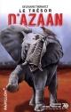 Couverture : Le trésor d'Azaan Sylviane Thibault, Claude Thivierge