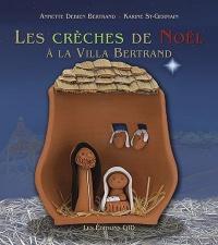 Les crèches de Noël à la Villa Bertrand