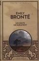 Couverture : Les Hauts de Hurlevent Emily Brontë