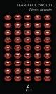 Couverture : Lèvres ouvertes (Les) Jean-paul Daoust