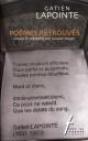 Couverture : Poèmes retrouvés de Gatien Lapointe Gatien Lapointe, Jacques Paquin