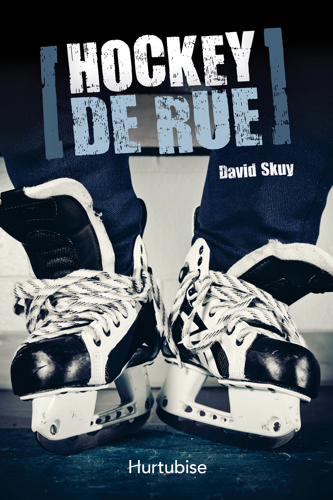 Couverture : Hockey de rue David Skuy