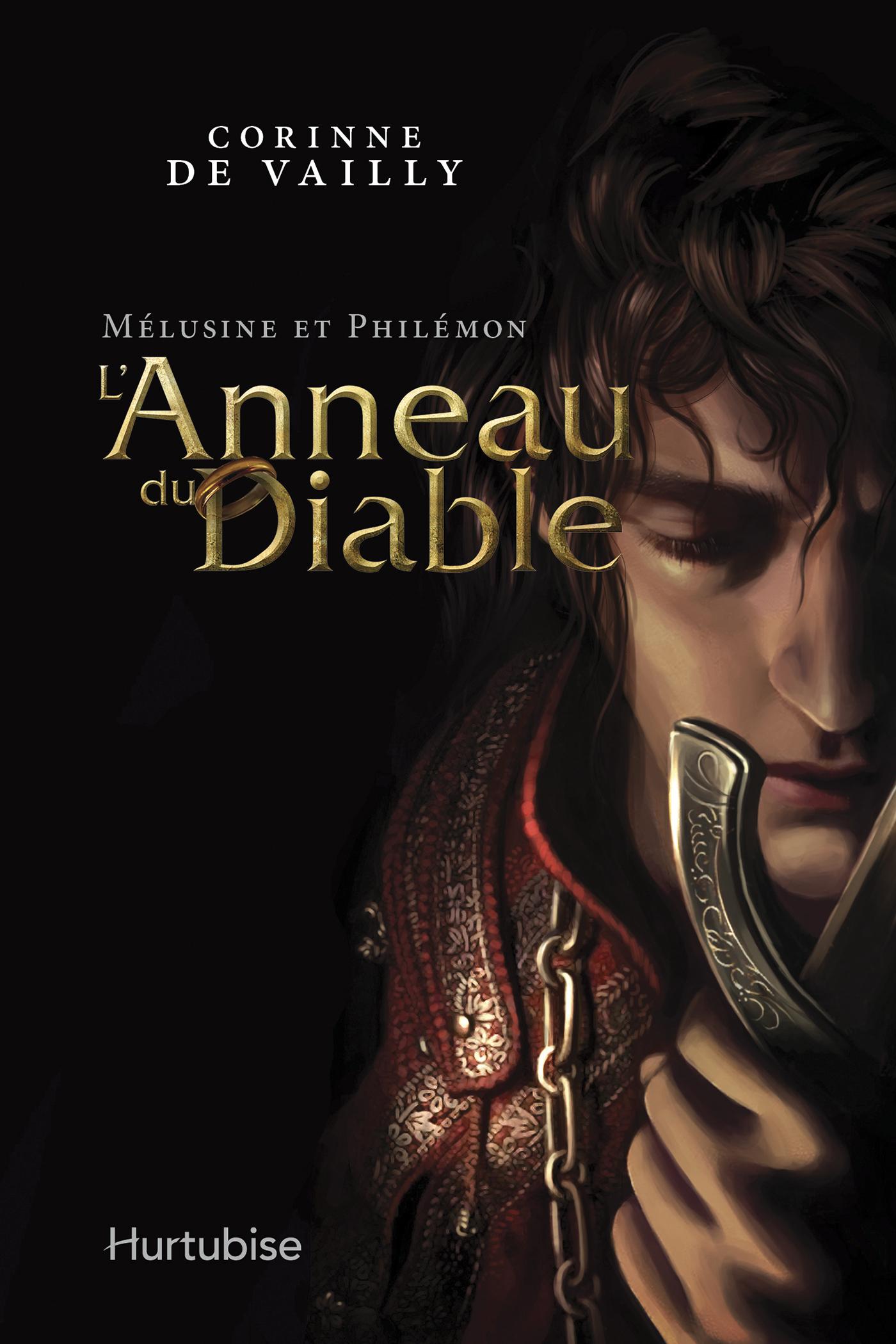 Mélusine et Philémon T.1 : L'anneau du diable