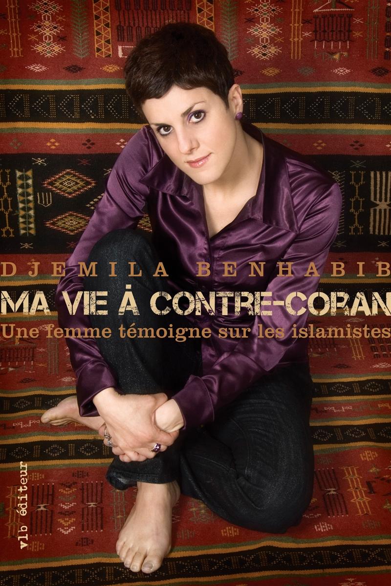 Couverture : Ma vie à contre-coran Djemila Benhabib