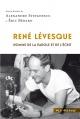 Couverture : René Lévesque, homme de la parole et de l'écrit Alexandre Stefanescu