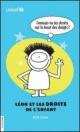 Couverture : Léon et les Droits de l'Enfant - Rigide Annie Groovie
