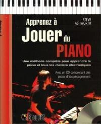 Apprenez à jouer du piano