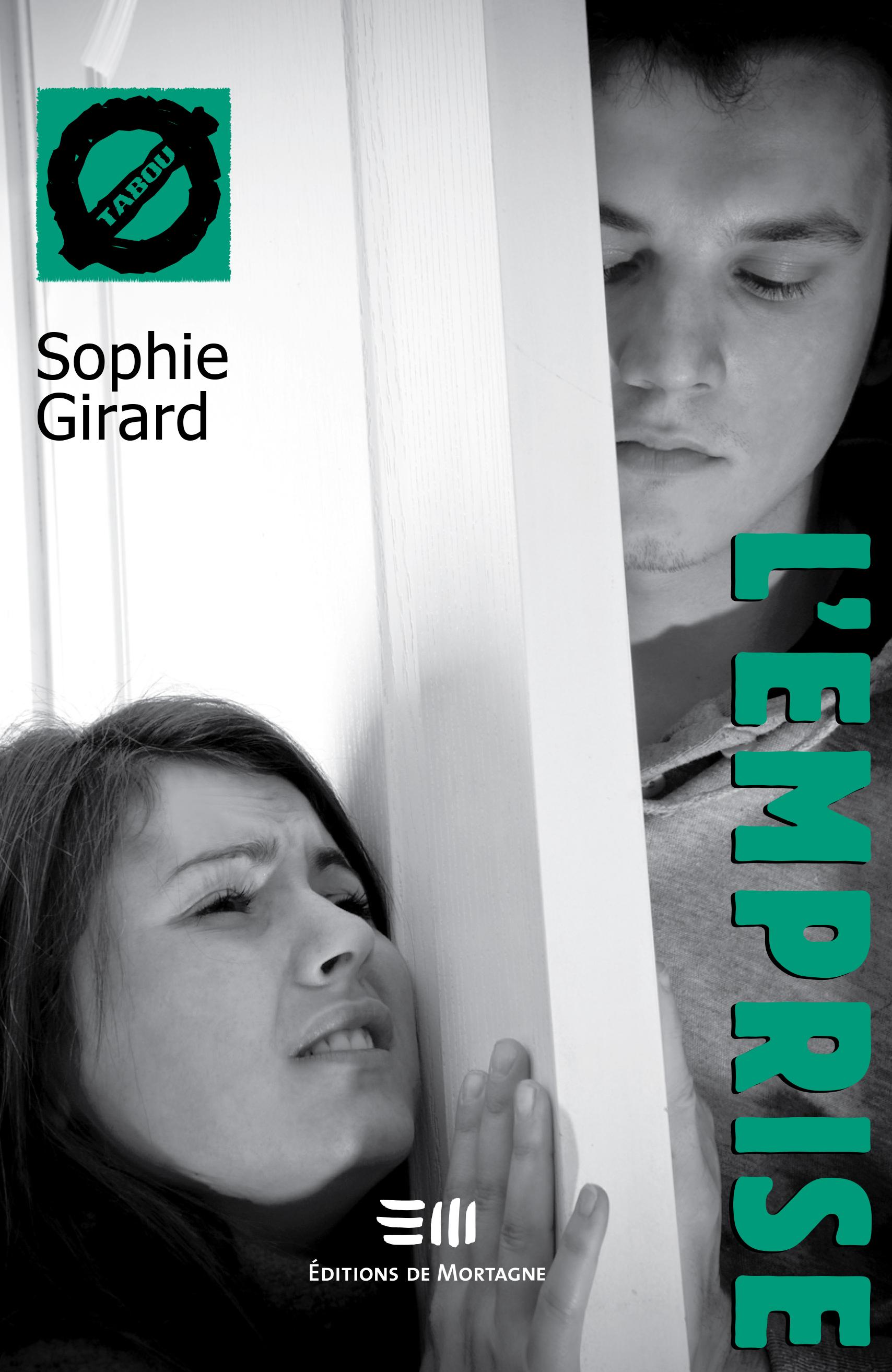 Couverture : Emprise (L') Sophie Girard