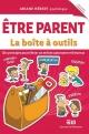 Couverture : Être parent : la boîte à outils Ariane Hébert