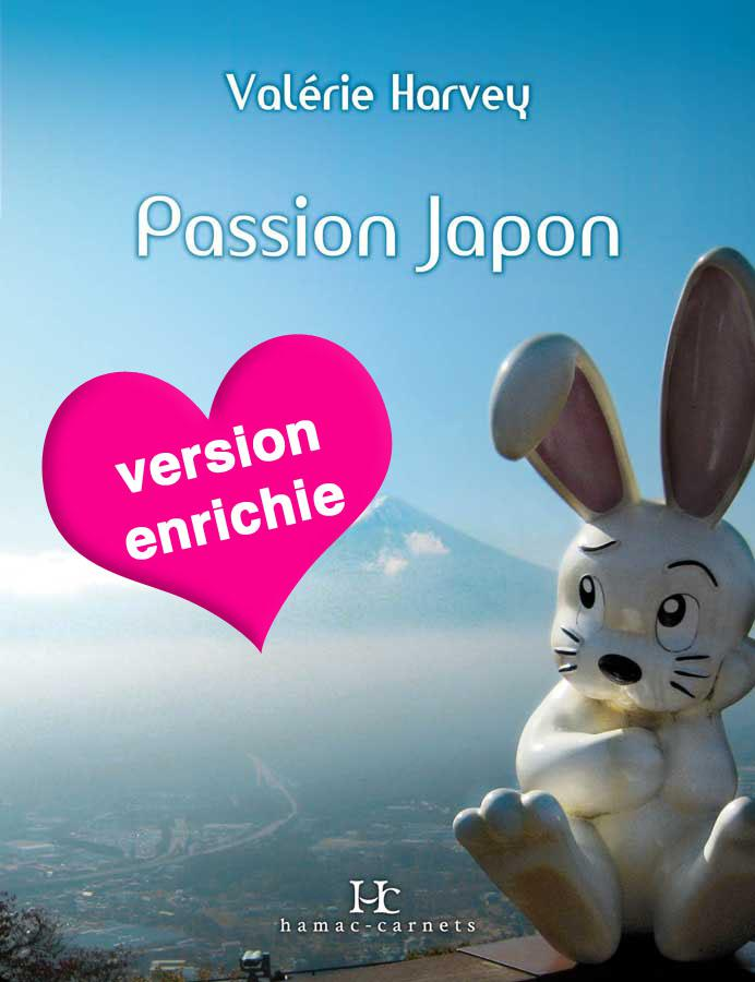 Vignette du livre Passion Japon (version enrichie)
