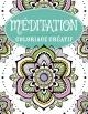Couverture : Méditation :coloriage créatif