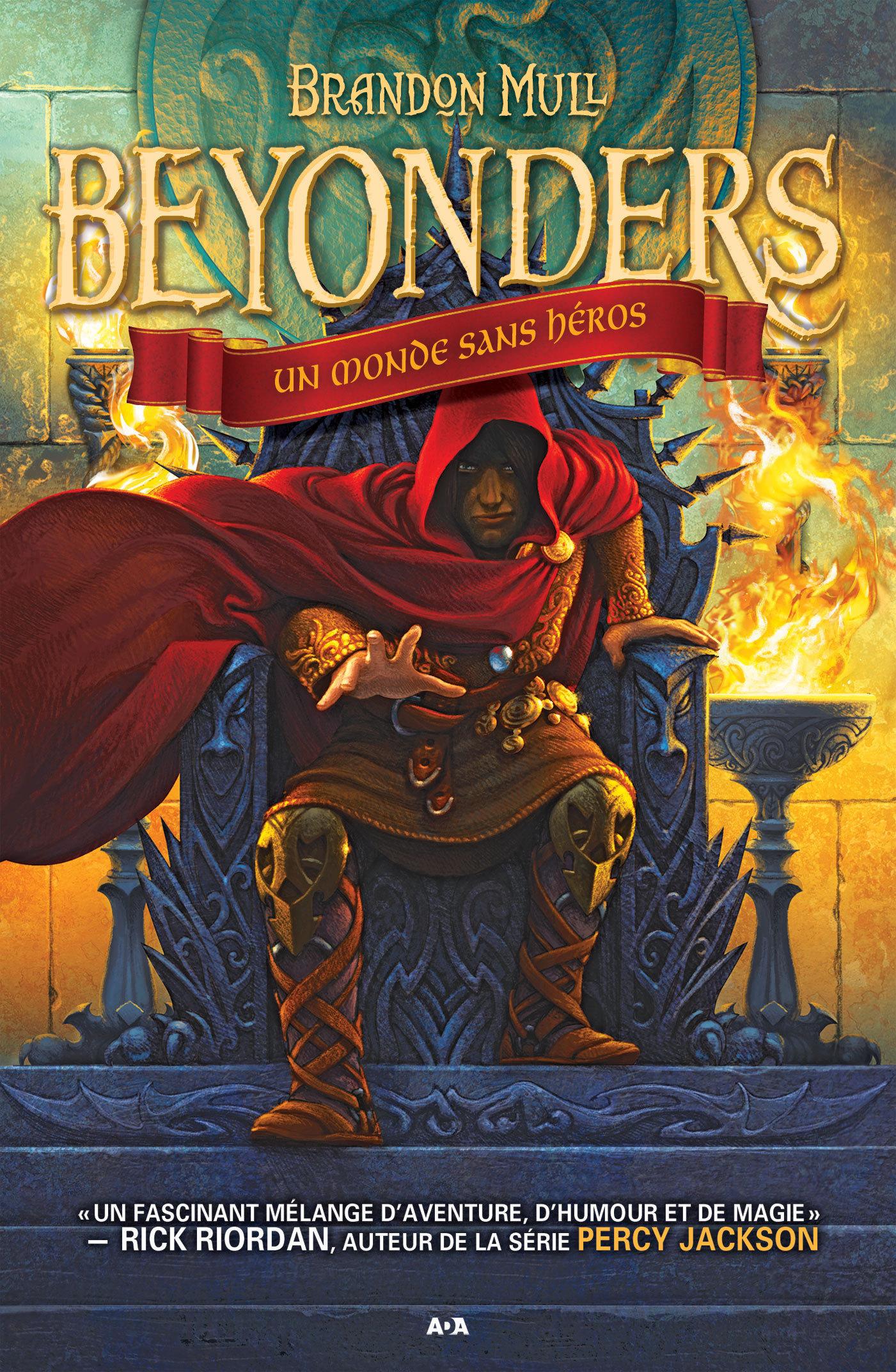 Beyonders T.1: Un monde sans héros