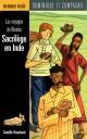 Couverture : Sacrilège en Inde Camille Bouchard, Normand Cousineau