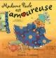 Couverture : Madame Poule est amoureuse Marie-claude Favreau, Lina Rousseau