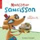 Couverture : Monsieur Saucisson  Bellebrute