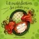 Couverture : La malédiction des petits pois Lili Chartrand, Annie Rodrigue