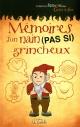 Couverture : Mémoires d'un nain (pas si) grincheux Catherine Girard-audet