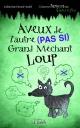 Couverture : Aveux de l'autre (pas si) Grand Méchant Loup Catherine Girard-audet