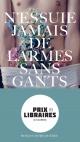 Couverture : N'essuie jamais de larmes sans gants Jonas Gardell