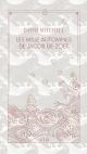 Couverture : Les mille automnes de Jacob de Zoet David Mitchell