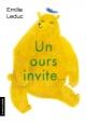 Couverture : Un ours invite Emilie Leduc