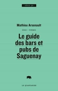 Le guide des bars et pubs de Saguenay
