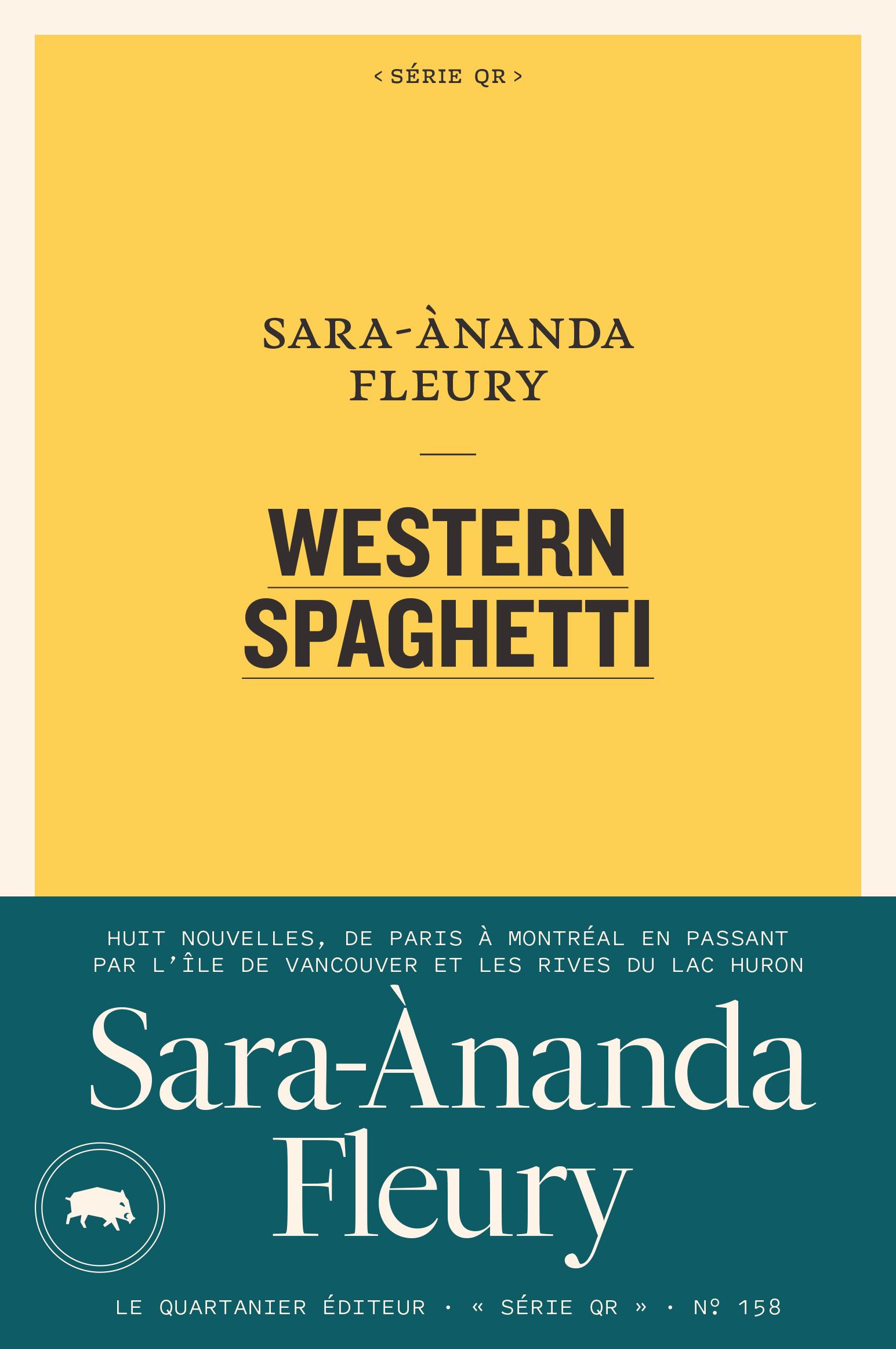 Vignette du livre Western spaghetti