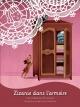 Couverture : Zizanie dans l'armoire Ninon Pelletier, Cécile Beaulieu Brousseau