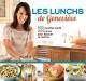 Couverture : Les lunchs de Geneviève Geneviève O'gleman
