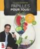 Couverture : Papilles pour tous! T.4- Été François Chartier