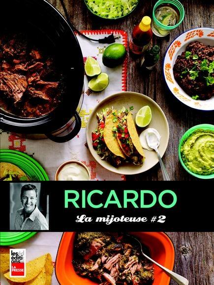 La mijoteuse t 2 par ricardo cuisine plat mijot for Ricardo cuisine